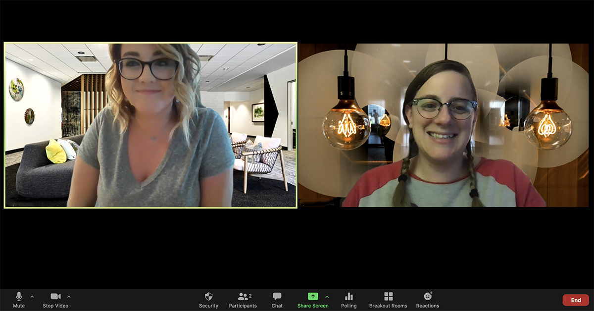 Capital One tips on Zoom etiquette for virtual meetings