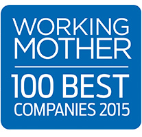 Working Mother 100 Best Companies 2015
