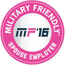 Military Friendly Spouse Employer 2016