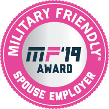 Military Friendly Spouse Employer 2019