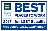 Best Places to Work for LGBT Equality 2017