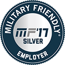Top 100 Military Friendly Employers 2017