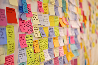 Post it Board