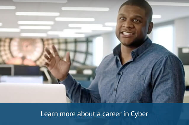 Video: Learn more about Cyber