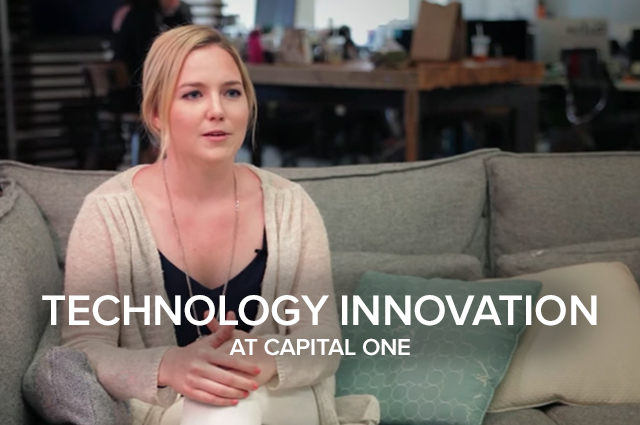 Video: Technology Innovation at Capital One
