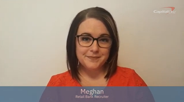 Video: How do I know which job at Capital One will fit my skills and how can I express my interest? Meghan explains.
