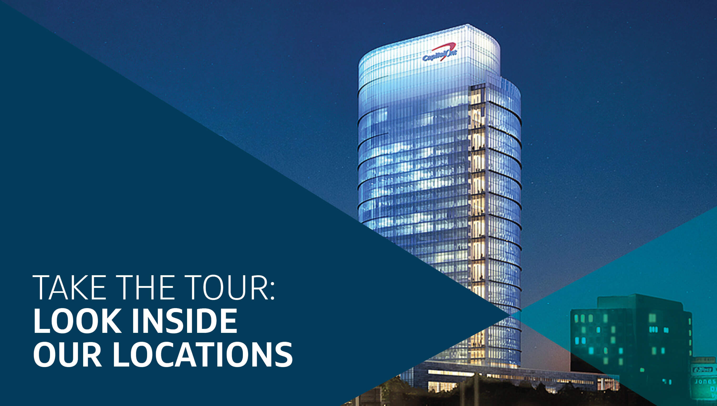 Take the tour: Look inside our locations
