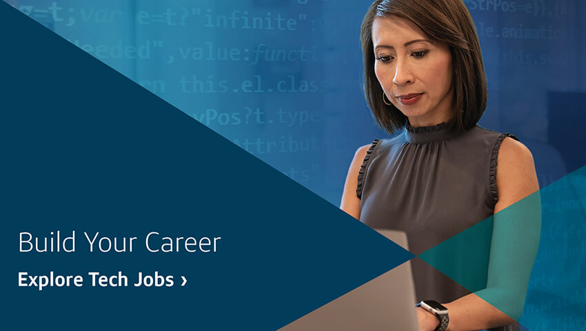 Build Your Career. Explore Tech Jobs.