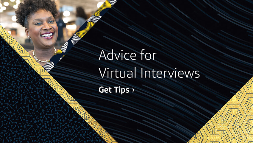 Advice for Virtual Interviews. Get Tips.
