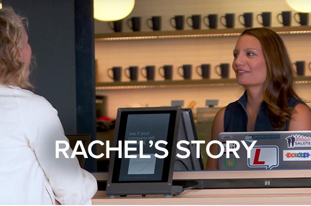 Video: Rachel's Story