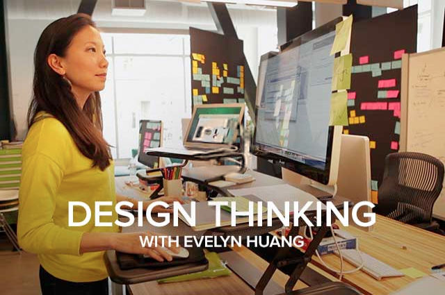 Video: Design Thinking with Evelyn Huang