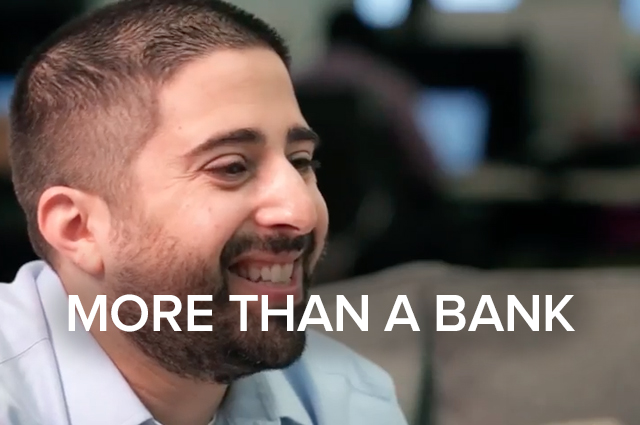 Video: More than a bank