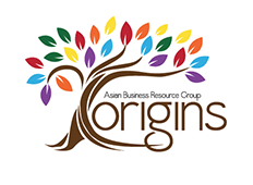 Asian Business Resource Group Origins - logo