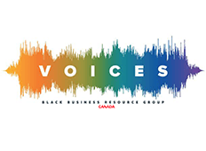 Le groupe de ressources de l'entreprise Voices - logo