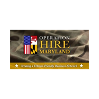 Op Hire Maryland logo