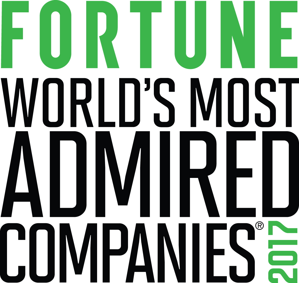FORTUNE World's Most Admired Companies 2017