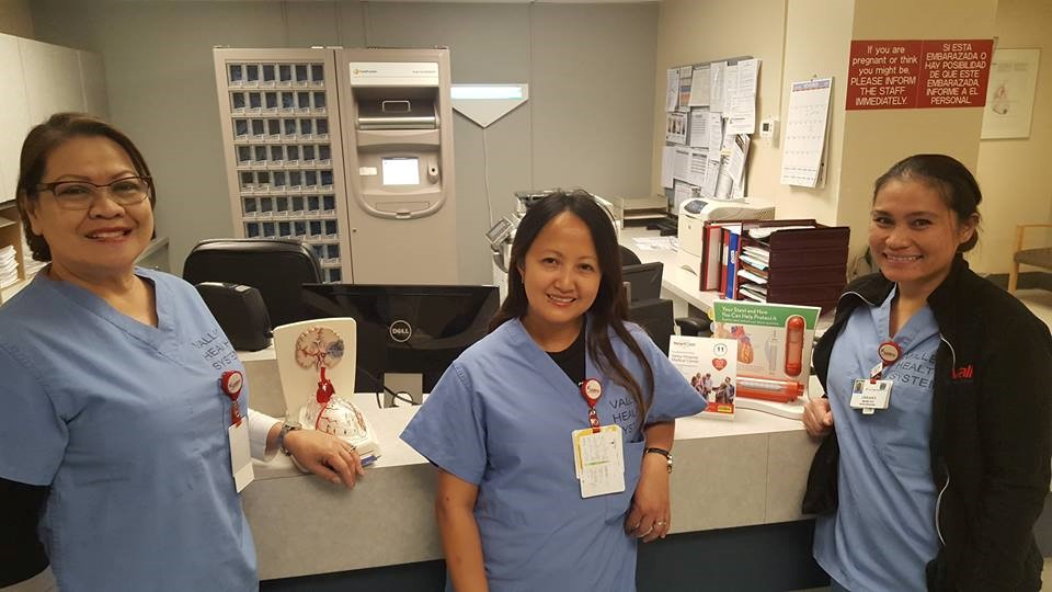 Learn what makes Valley Hospital in Las Vegas an excellent place for recent graduates or experienced RNs to work.