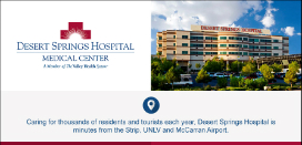 Desert Springs Hospital Medical Center | Infographic