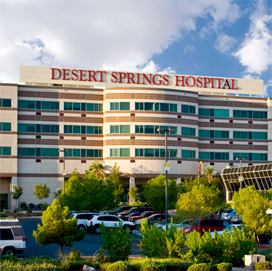 Desert Springs Hospital Medical Center Featured Location