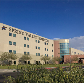Spring Valley Hospital Medical Center Featured Location
