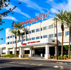 Valley Hospital Medical Center Featured Location