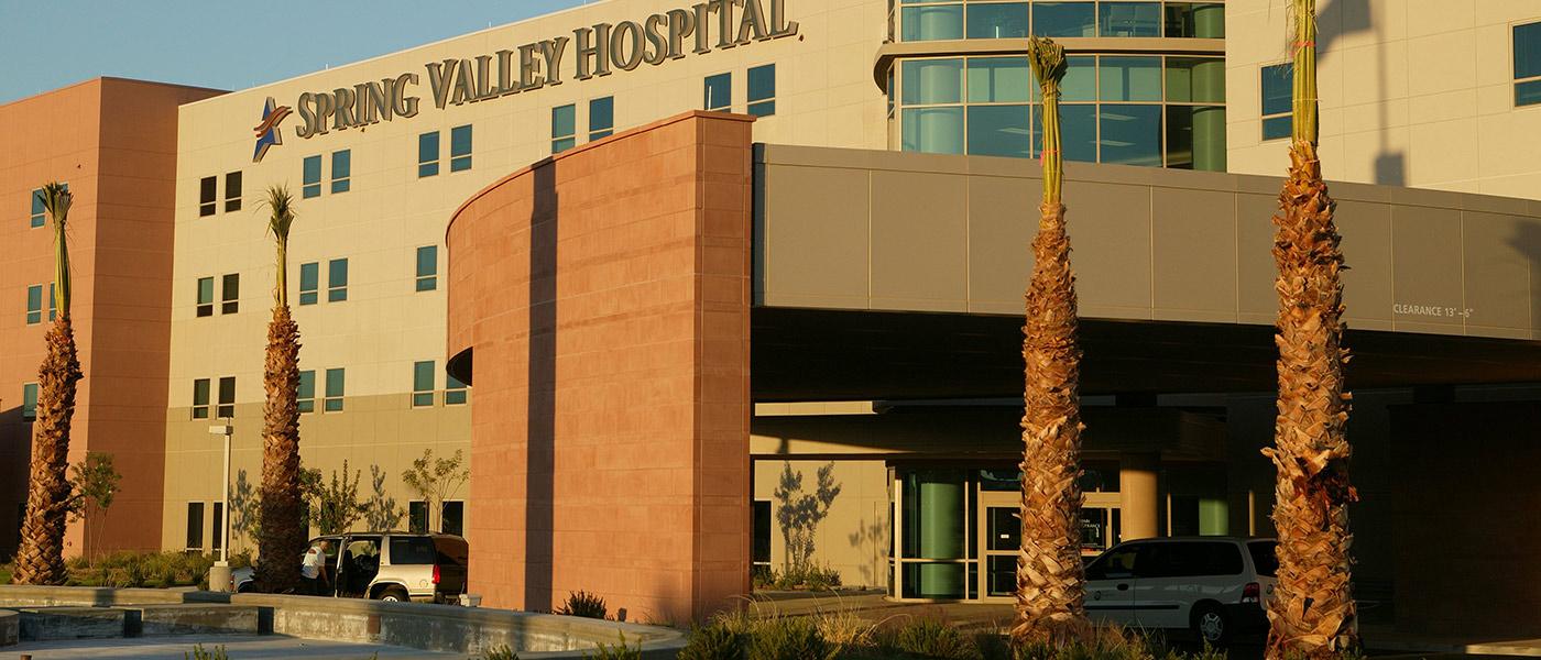 Spring Valley Hospital Experienced Rn Job Fair