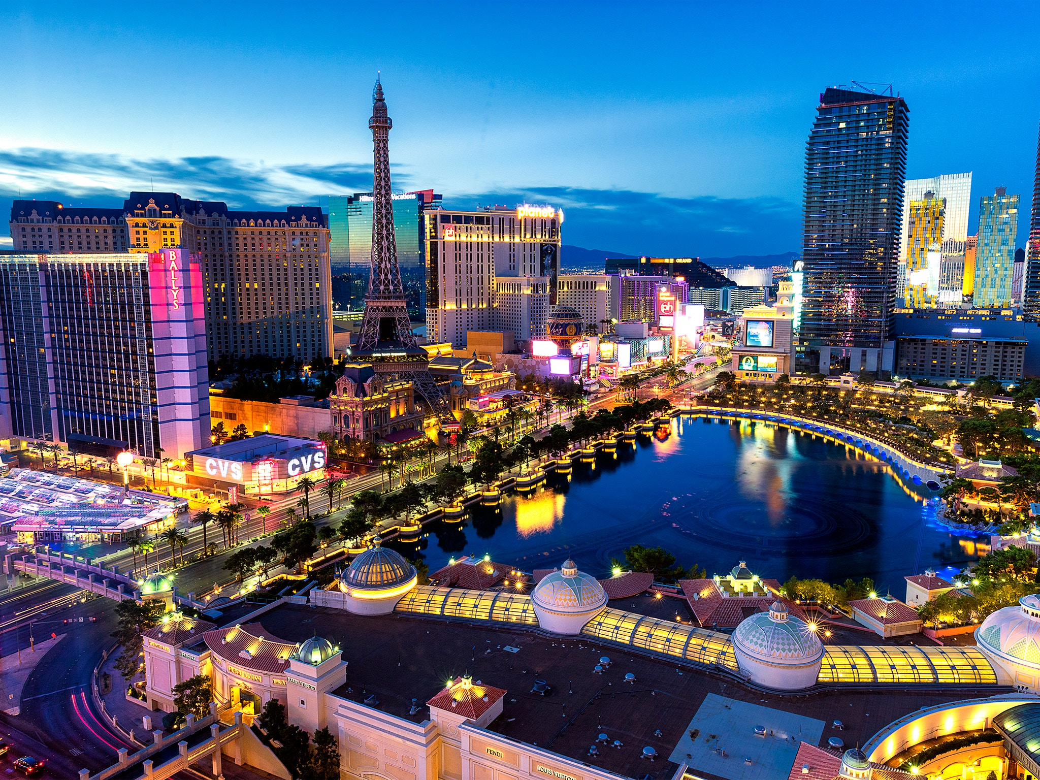 5 Reasons Why Las Vegas Is Great For Families
