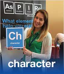 Character | Elements of Success | NWNA Employees