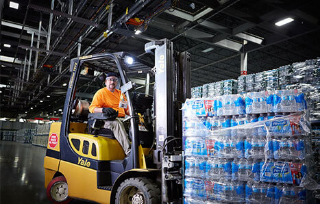 Perfect What Makes A Successful Forklift Operator At Nestlé Waters? Check Out The  Traits Weu0027re Looking For And See If You Have The Right Mix.