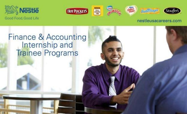 Finance & Accounting Internship and Trainee Programs