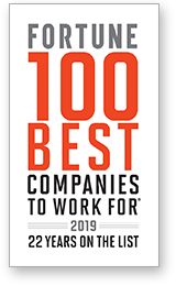 Fortune's 100 Best Companies to Work