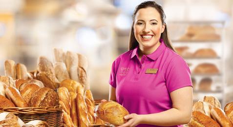 Jessica - Wegmans employee