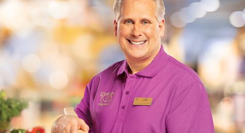 Jim - Wegmans employee