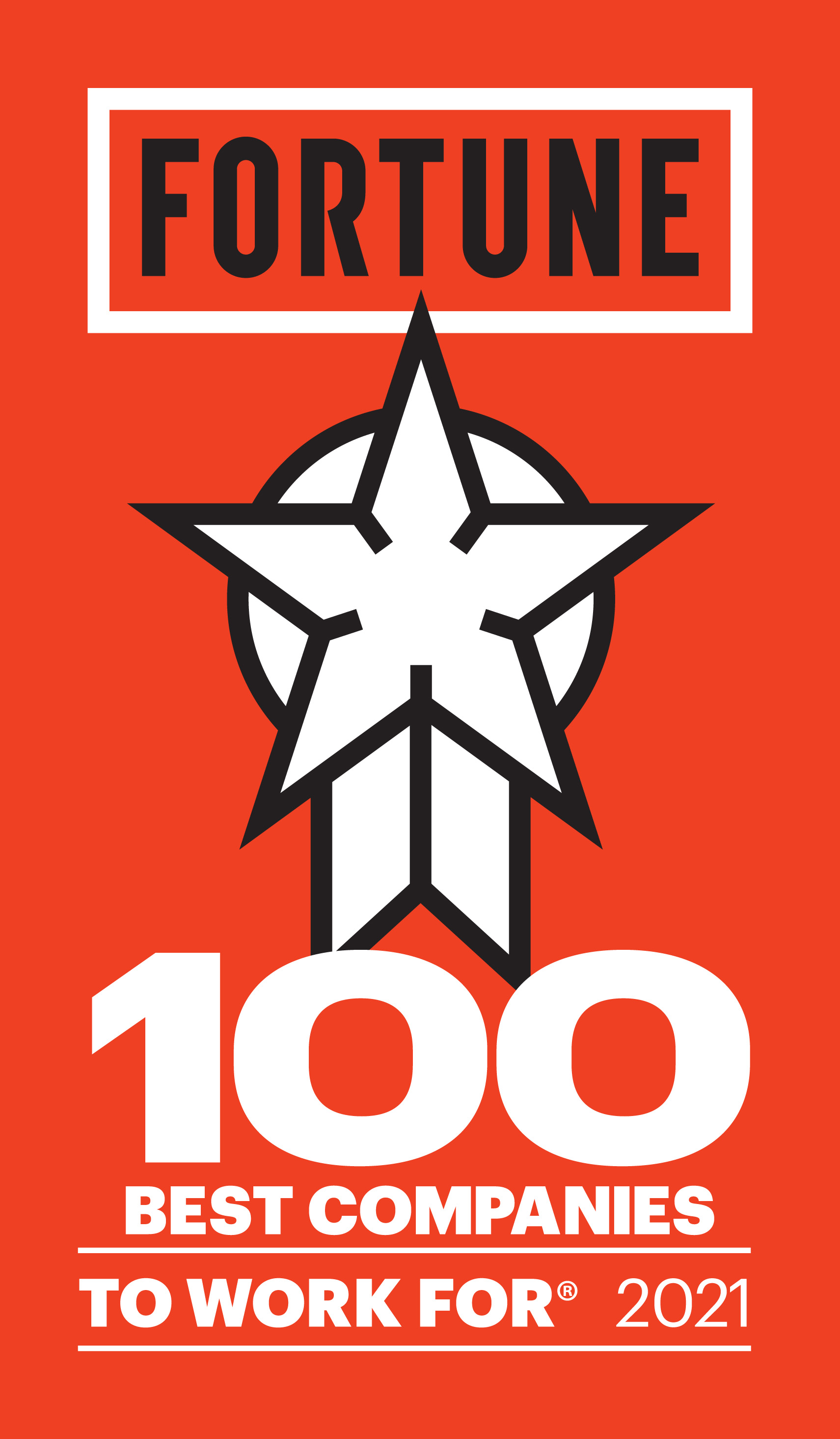 Fortune 100 Best Companies to Work For 2021. 23 years on the list.