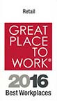 Retail great place to work 2016 best workplaces