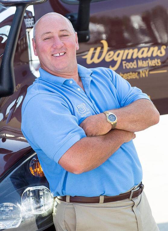 Drivers At Wegmans Food Markets