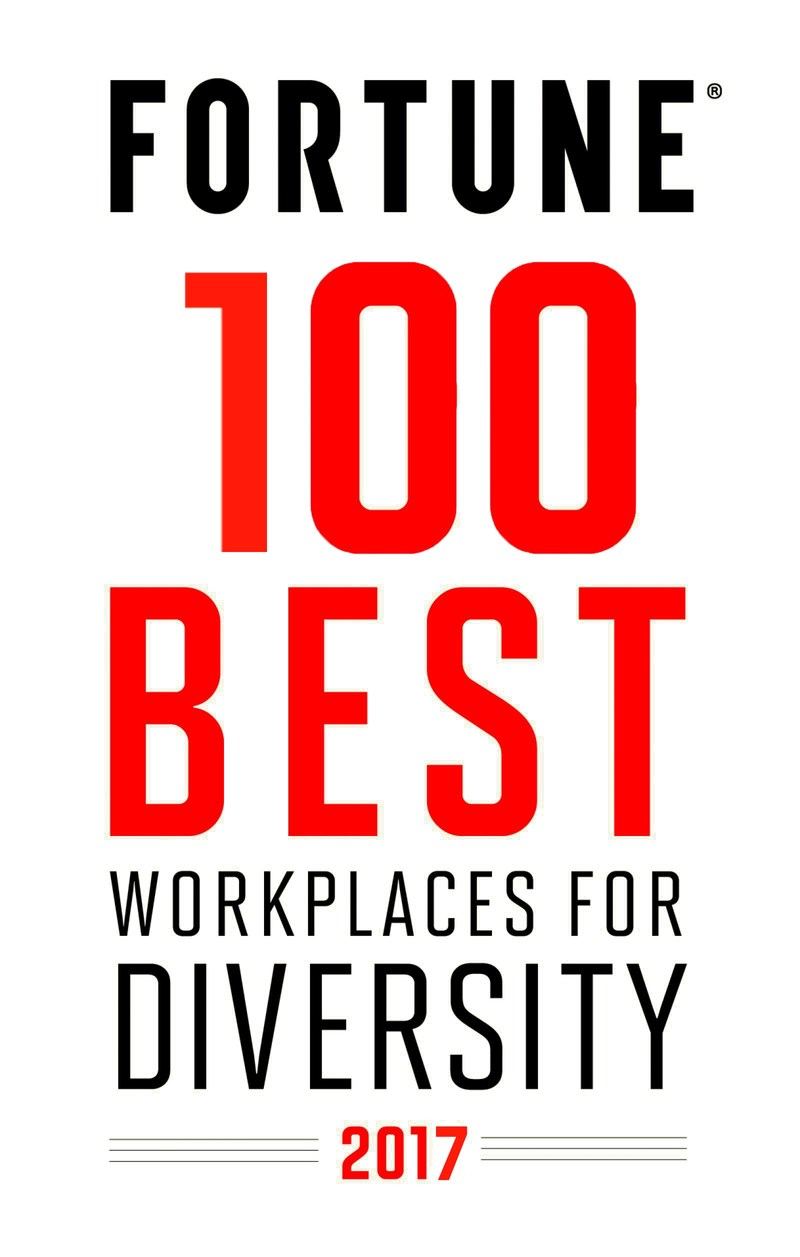 Fortune 100 Best Workplaces for Diversity in 2017