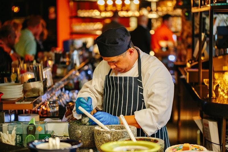 Blue Dalia Restaurant