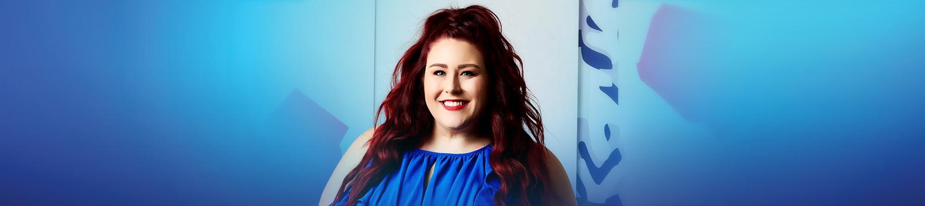 Megan Hillard, marketing lead