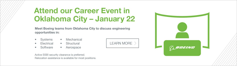 Oklahoma City Jobs At Boeing