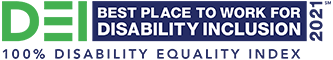 Disability Equality Index 2021: Best Place to Work for Disability Inclusion