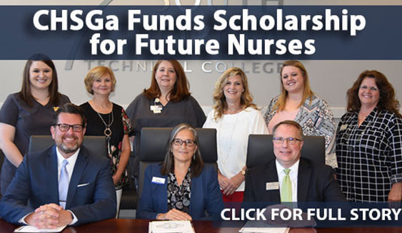 CHSGa Funds Scholarship for Future Nurses