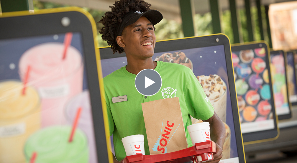 SONIC Drive-In Jobs
