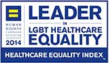 Leader/Equality – BMC supports a workplace where lesbian, gay, bisexual and transgender people are embraced as full members of society at work.