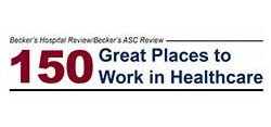 150 Great Place to Work in Healthcare