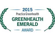 2015 Greenhealth Emerald