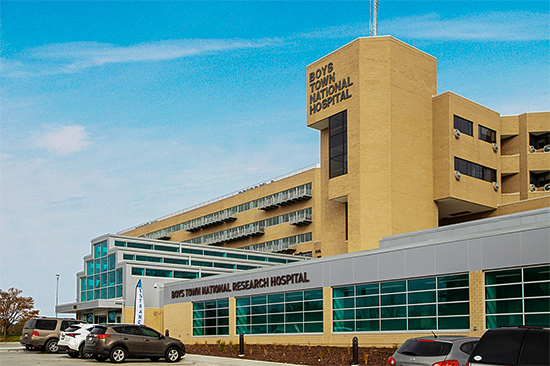 Boys Town National Research Hospital – Downtown Location