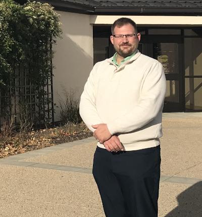 Joseph - Custodial Services Supervisor