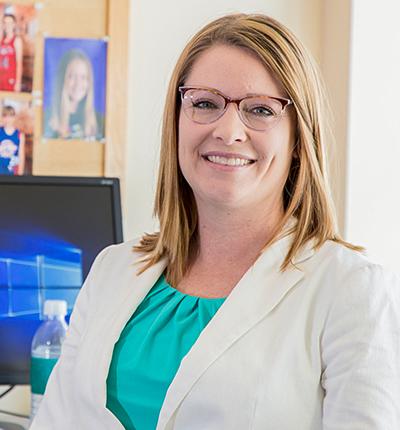 Rebecca - Director of Web Systems