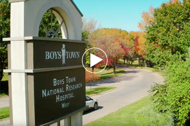 Life-Changing Care at Boys Town National Research Hospital (Video)